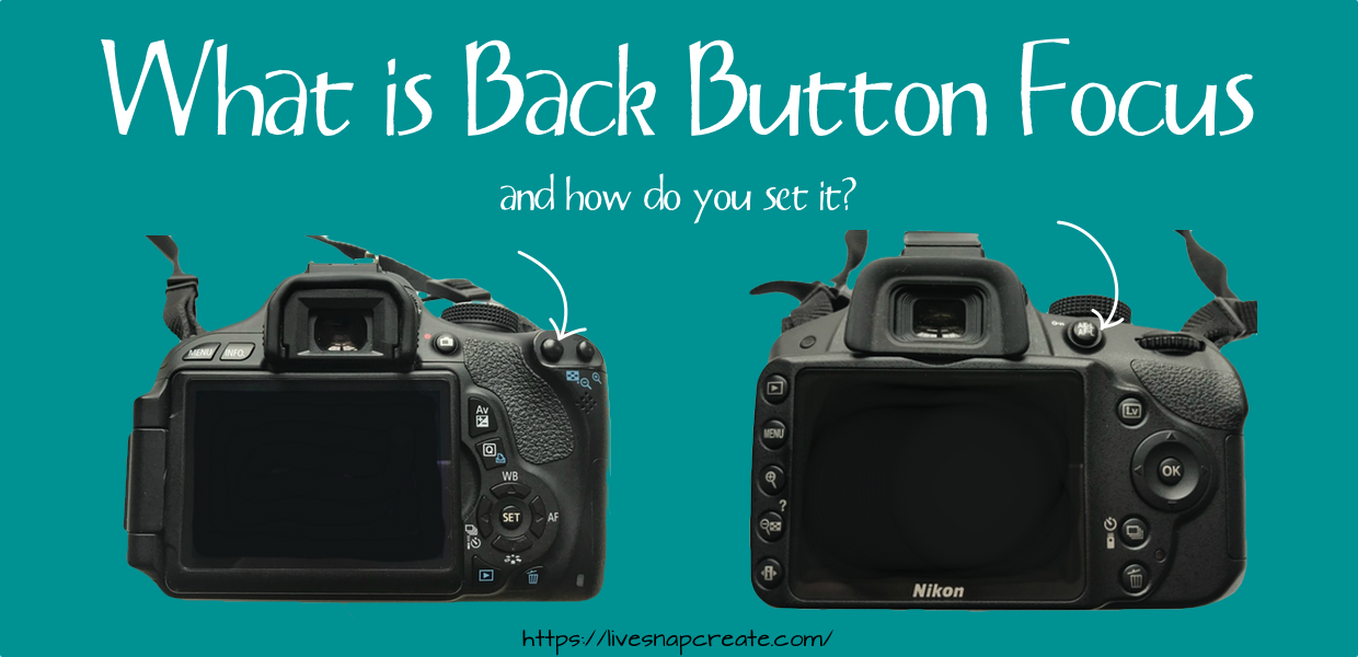 What Is Back Button Focus
