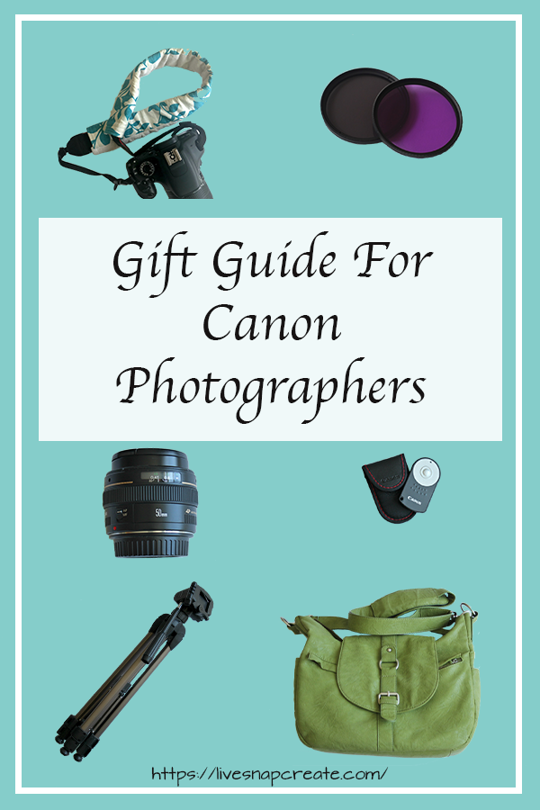 The Best Gift Guide for Canon Photographers
