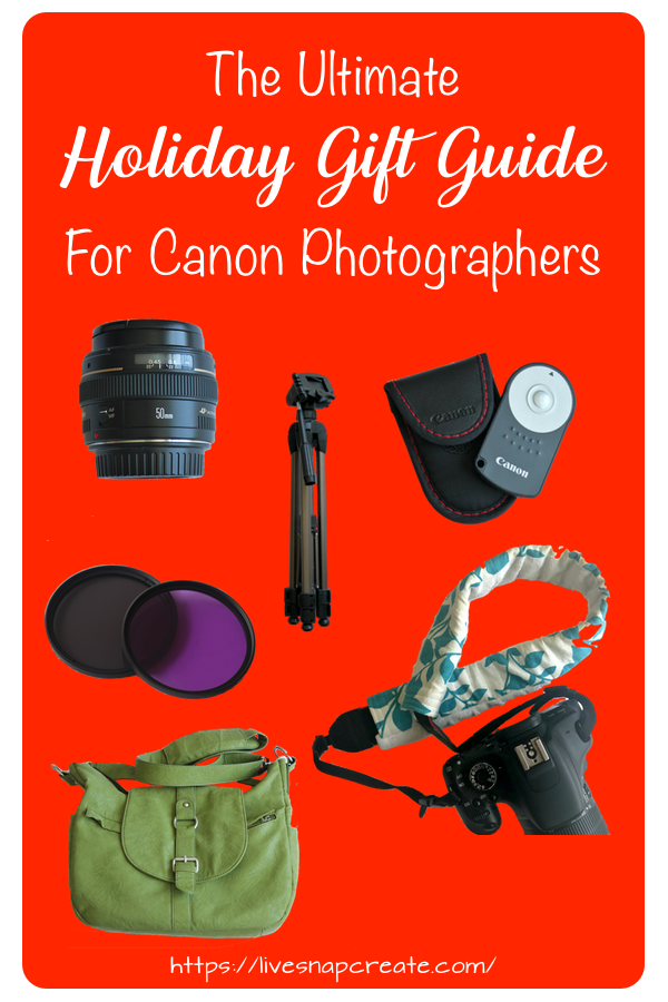Canon Gift Guide