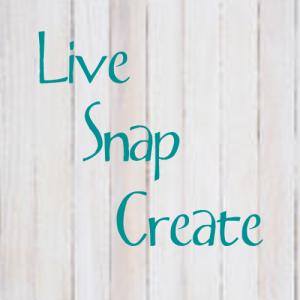 Live Snap Create Logo