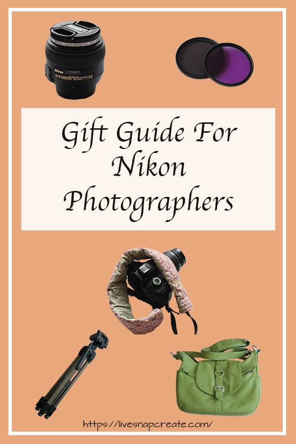 The Best Gift Guide for Nikon Photographers