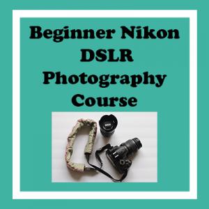 Beginner Nikon DSLR Photography Course